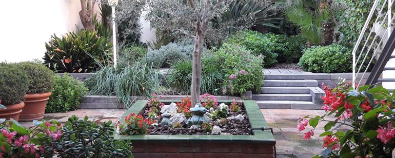 Construcció i assessorament de jardins a Sabadell